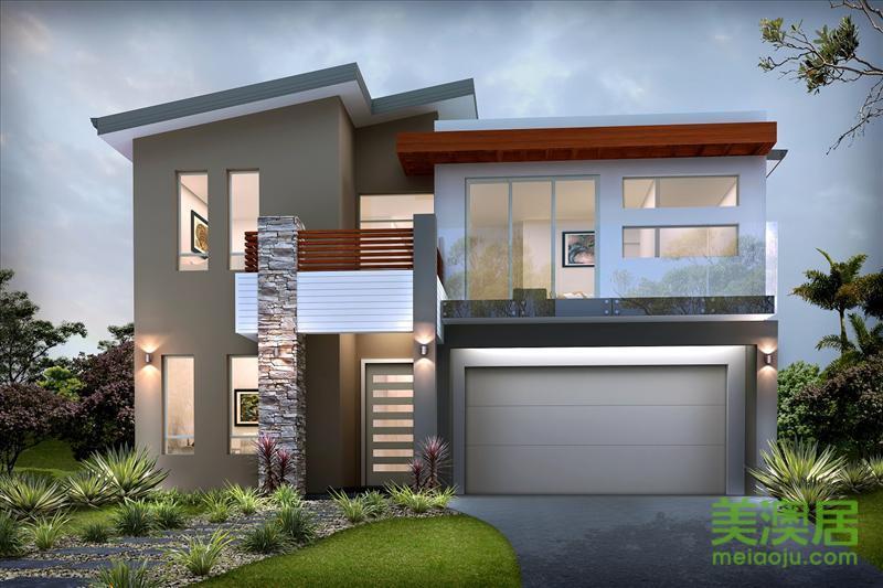 澳洲别墅设计图纸