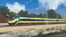 美国首条高铁将开工 连接旧金山与洛杉矶