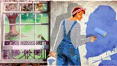露西•凯拉韦:一个英国中年人的买房情结