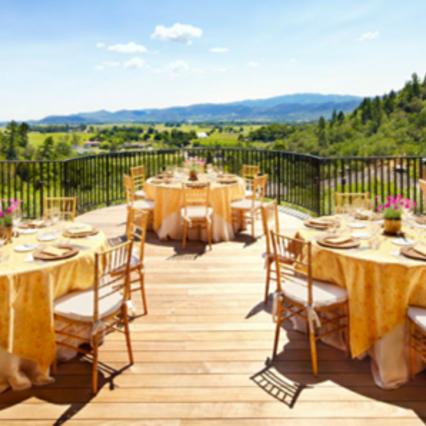 Napa Valley   纳帕谷里的米其林级高级餐厅——唯有美食与爱不可辜负