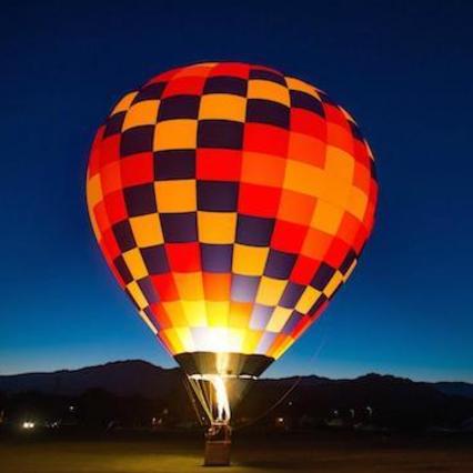 Napa Valley | 纳帕谷里的户外休闲之旅——拥有热气球的葡萄酒庄园