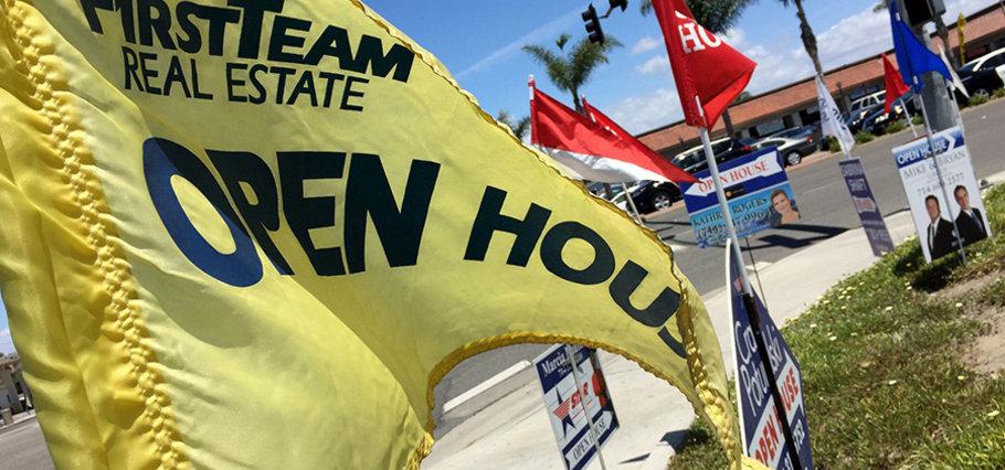 南加房价持续飙升 洛杉矶县涨幅最大